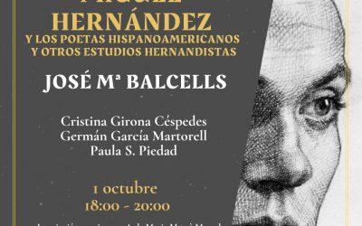 'Miguel Hernández y los poetas hispanoamericanos y otras páginas hernandistas'